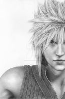 Cloud Strife by Cataclysm-X