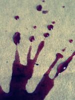 Blood is on the dance floor by VisionaryDreamFiBa