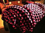Full Bedspread Afghan by Sharondipity