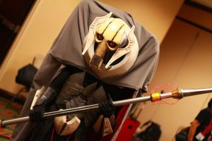 Otakon 2013 - General Grievous 1 by VideoGameStupid