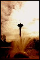 Seattle Center by Shimmy1012