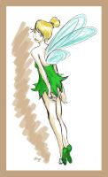 Tinkerbell by IItsyI