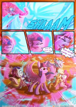 MLP - Timey Wimey page 61 by Bharb