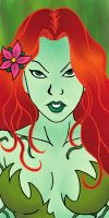 Poison Ivy by DarthGuyford