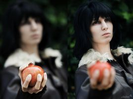 Son of Hades - Nico di Angelo by CosplaySymphony