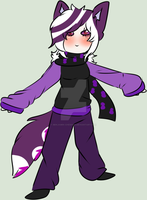 Chibi for TheCapriciousPianist 1/2 by Benjamin-Cheshire