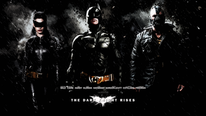 The Dark Knight Rises by rehsup