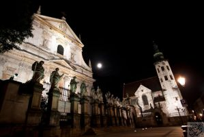 Krakow: Peter and Paul by Mgsblade