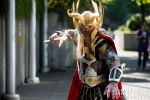 Odin Allfather at ECCC 2016 by The72Birdman