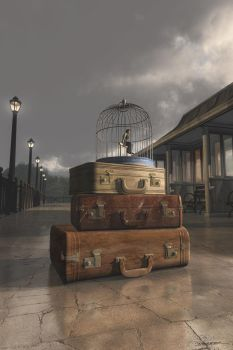 Traveling by curious3d