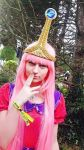 Epic Princess Bubblegum Cosplay by SifraCos