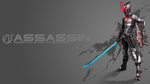 Borderlands 2 Assassin Wallpaper by CodyAWilliams