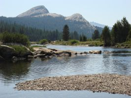Tuolumne Meadows by LemonXCandies