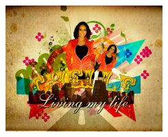 Living My Life by hatefiles