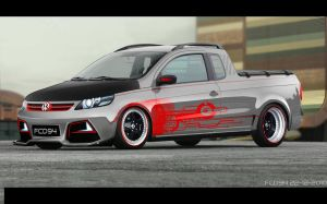 VW tuning by FCD94