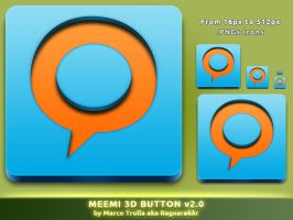 Meemi 3D Button v2.0 by Ragnarokkr79