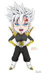 Commission 55: Chibi Super Bebi Steffe by hirokada