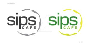 Sips Cafe by clindhartsen