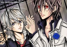 Vampire knight by sho-biyunko