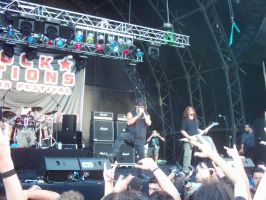 Blaze At Rock The Nations Fest by junkcan