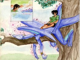 The Bough by tahara