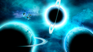 Blue Space by p2thewind45
