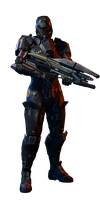 N7 Destroyer (Soldier) by rome123