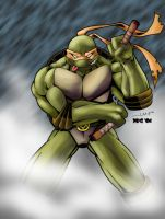 JMat's Mikey by LucGrigg