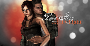# Piers x Claire - Love Story, at Twilight by Athenly
