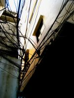 Electric Cables VI by mediocrit