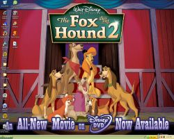 Fox and The Hound 2 by whiskers500