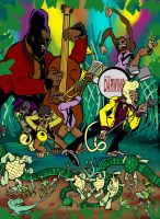 Jungle Party by Mumah
