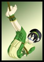 Toph Bei Fong DiD and Stuff. by kaozkaoz