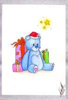 Teddy Christmas by Anto90