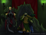 LoL - Throne by aleramicci