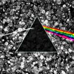 Dark Side of The Moon Buttons Photoshop by CosmicFog