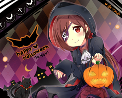 #+HAPPY_HALLOWEEN!+# by hyuugalanna