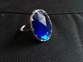 Dr Who prop, first Doctor ring by Hordriss