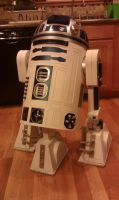 Homemade R2 D2 by MookFall