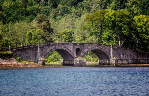 Bridge in Scotland. by jennystokes