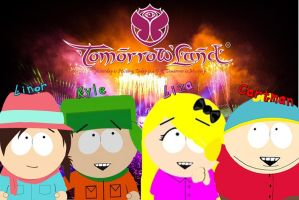 South Park Love In Tomorrowland by LinorLoveKyle1