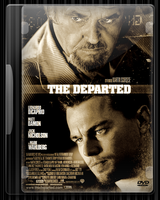 The Departed DVD by inmany