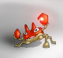 Coolest Crab by Vaporeon249