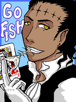 Go fish. by Quatrina