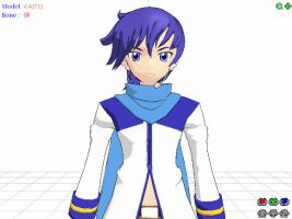 Kaito Vocaloid Do you know me? by Wirm22