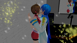 Love Meiko and kaito by Revik12