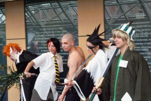 Otakuthon Bleach Group by Calypso8888