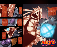 Naruto vs Tobi by iAwessome