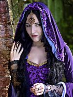 Morgana - Spirit day in cosplay by Afemera
