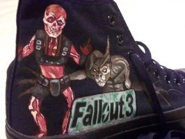 Fallout 3 right by Ampersam